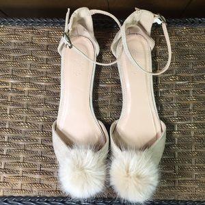 NWOT Pom Pom Charlotte Russe sandals  👡